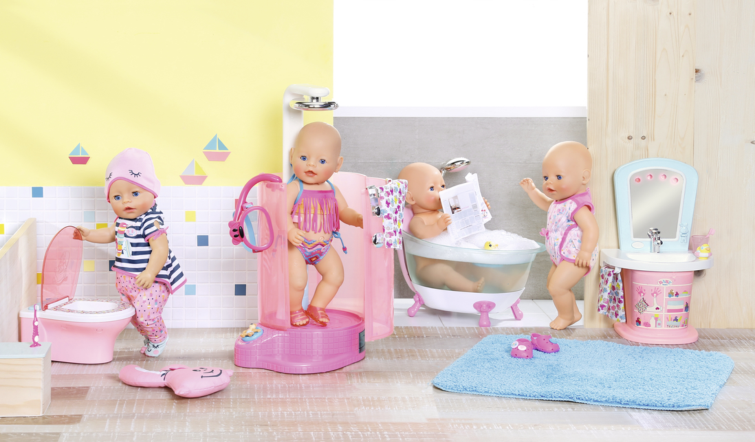 BABY born®  koupelna