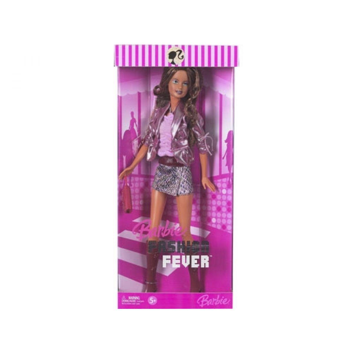 Barbie Fashion Fever Panenka Mattel