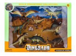 Dinosaurus kolekce 8 druhů