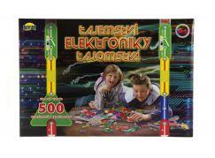 Dromader Tajemství elektroniky s 500 experimenty