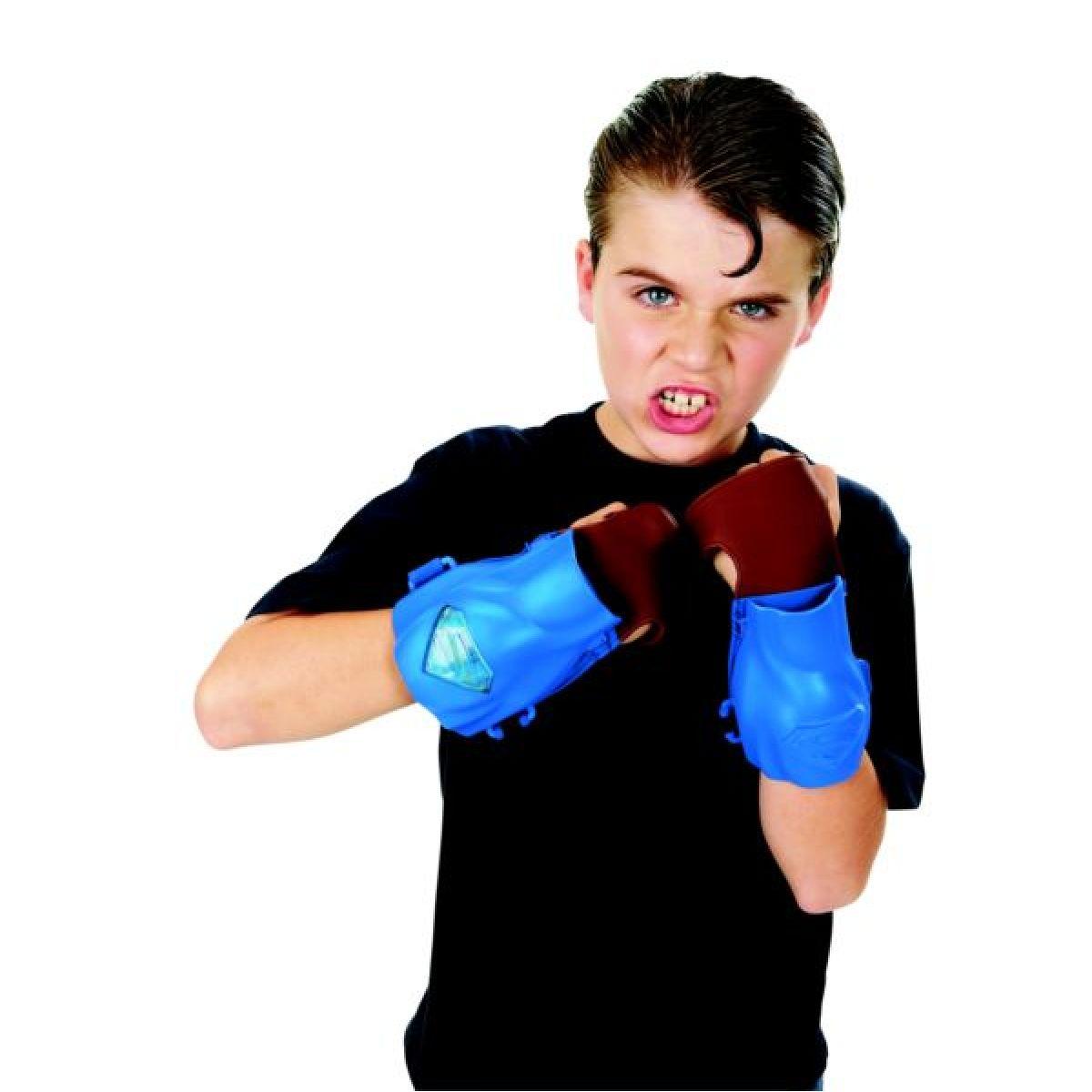 Superman super síla - rukavice pro děti Mattel