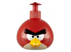 3D Angry Birda Tekuté mýdlo 400ml Ruďas