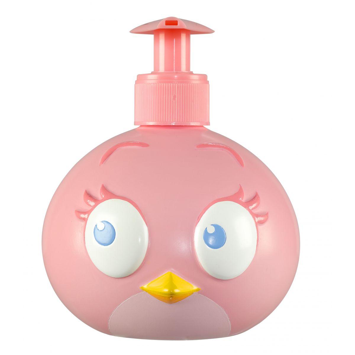 3D Angry Birda tekuté mýdlo 400ml