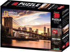 3D Puzzle New York 500 dílků