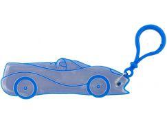3M Reflexní přívěšky - dopravní prostředky auto modré