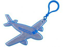 3M Reflexní přívěšky - dopravní prostředky letadlo modré