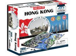 4D Cityscape Puzzle Hong Kong