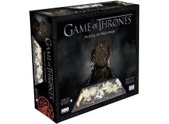 4D Cityscape Puzzle Hra o Trůny - Game of Thrones