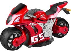 4D RC Magická řídítka s motorkou červená