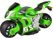 4D RC Magická řídítka s motorkou zelená