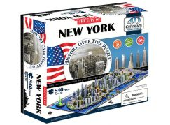 4DCity Puzzle - New York