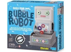 4M Bublinový robot
