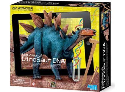 4M Dinosaurus skládací kostra - Stegosaurus