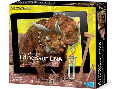 4M Dinosaurus skládací kostra - Triceratops