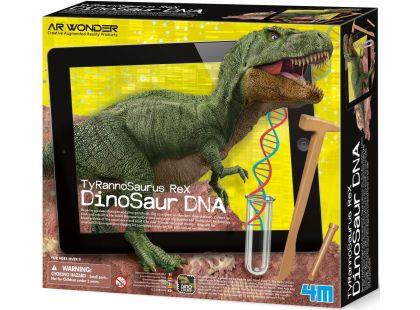 4M Dinosaurus skládací kostra - Tyrannosaurus Rex