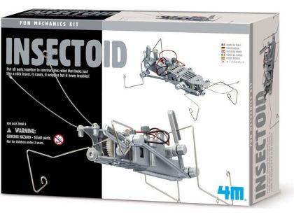 4M Hmyzí robot