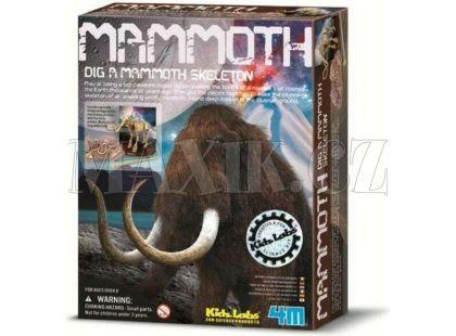 4M Mamut skládací kostra