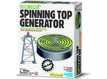 4M Vřetenový generátor