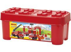 Abrick 1396 Požární stanice v boxu