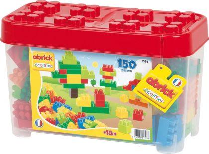 Abrick 1398 Kostky v boxu 150 ks