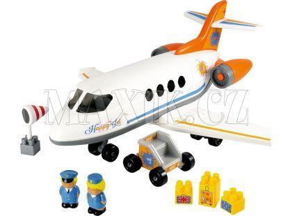 Abrick 3045 Letadlo 32 ks