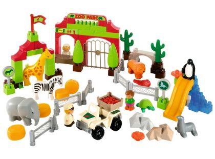 Abrick 3077 Zoologická Zahrada 98 dílů