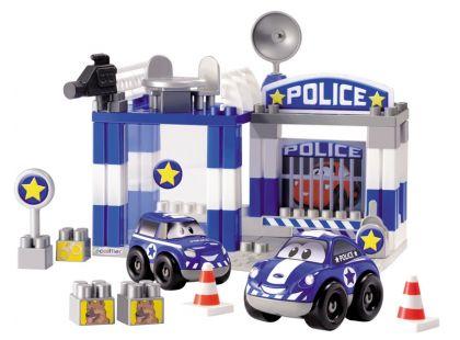 Abrick 3081 Policejní Stanice 57 dílů