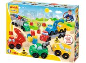 Abrick 3089 Stavební auta