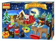 Abrick 3115 Adventní Kalendář