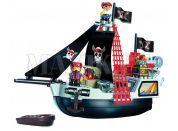 Abrick 3130 Pirátská Loď  29 dílů