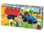Abrick 3234 Traktor s farmářem a zajícem 22ks 2
