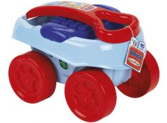 Abrick 7713 Maxi Vozík s kostkami 40ks