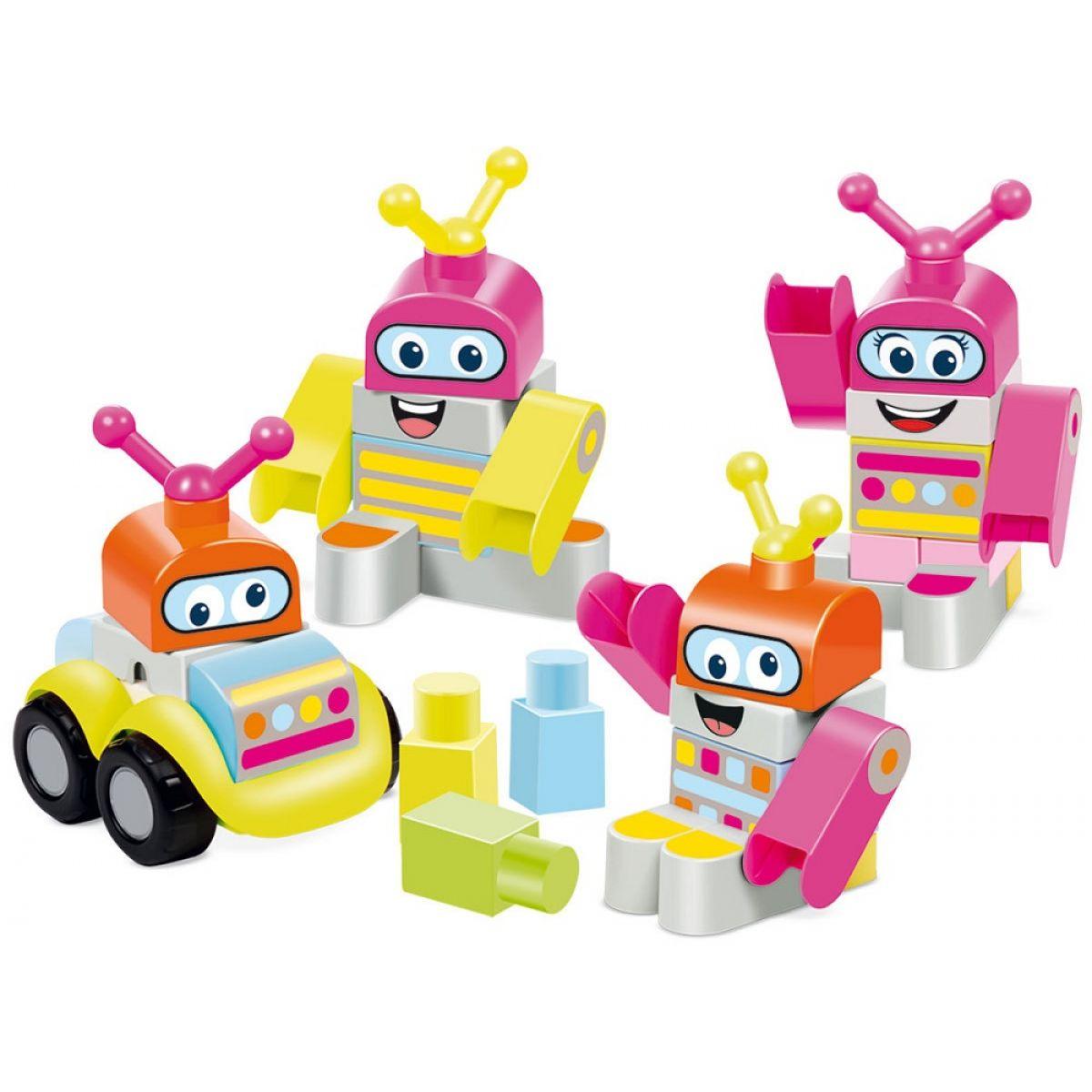 Abrick 7772 Maxi Kostičky roboti