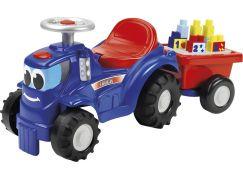 Abrick 7799 Maxi  Traktor s vozíkem