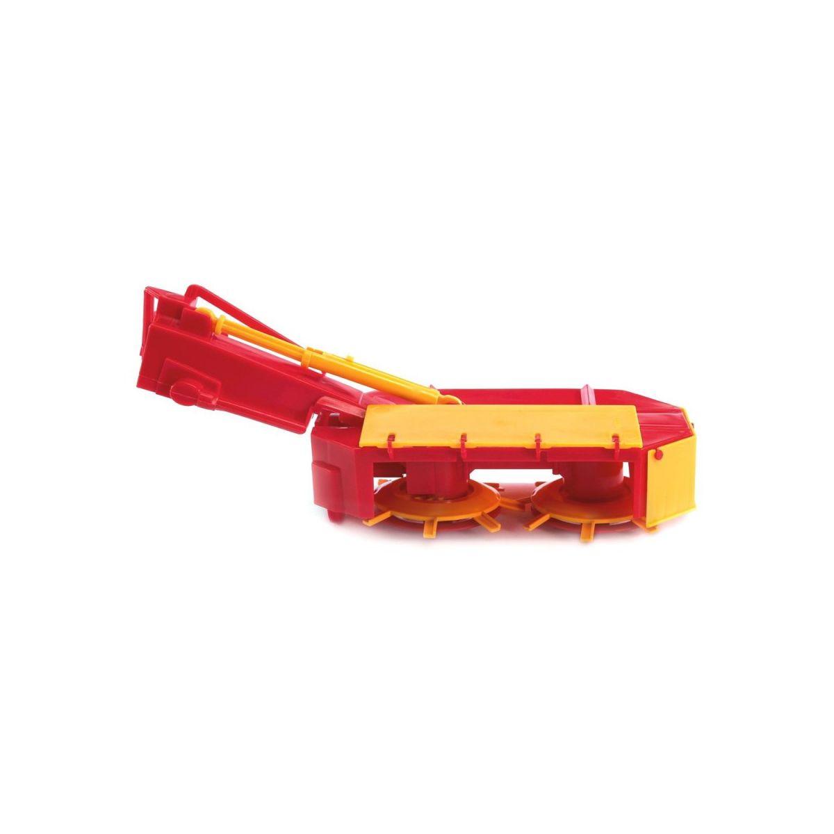 Žací lišta dvojdisková - zadní Bruder 02245