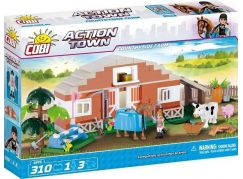 Cobi 1875 Action Town Farma 310 kostek
