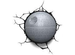 ADC Black Fire 3D světlo na stěnu Star Wars Hvězda smrti
