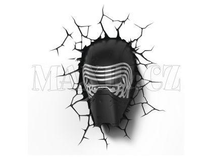 ADC Black Fire 3D světlo EP7 Star Wars Kylo Renova helma