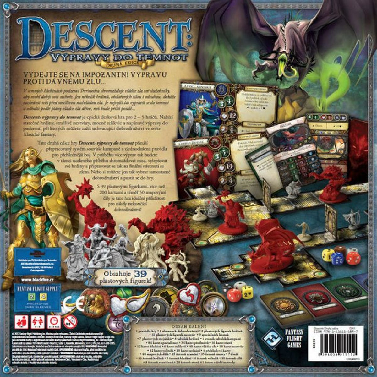 ADC Blackfire Descent Výprava do temnot - druhá edice #2