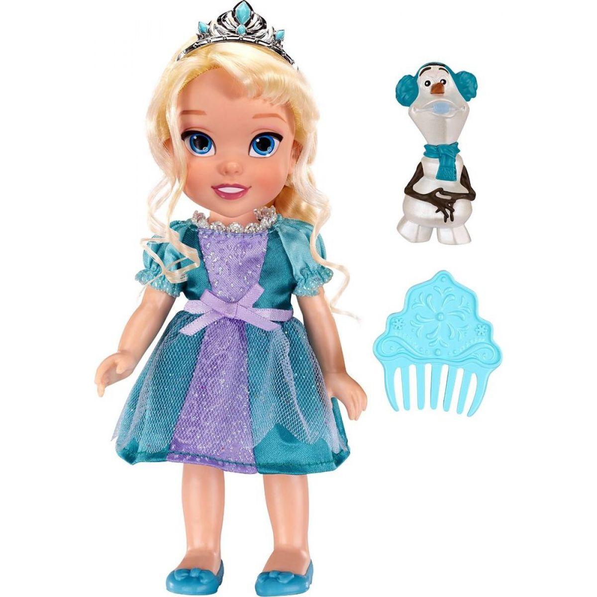 ADC Blackfire Ledové království Princezna a sněhulák - Mladá Elsa