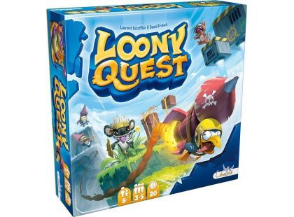 ADC Blackfire Loony Quest CZ