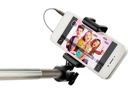 ADC Blackfire Selfie mikrofon černý