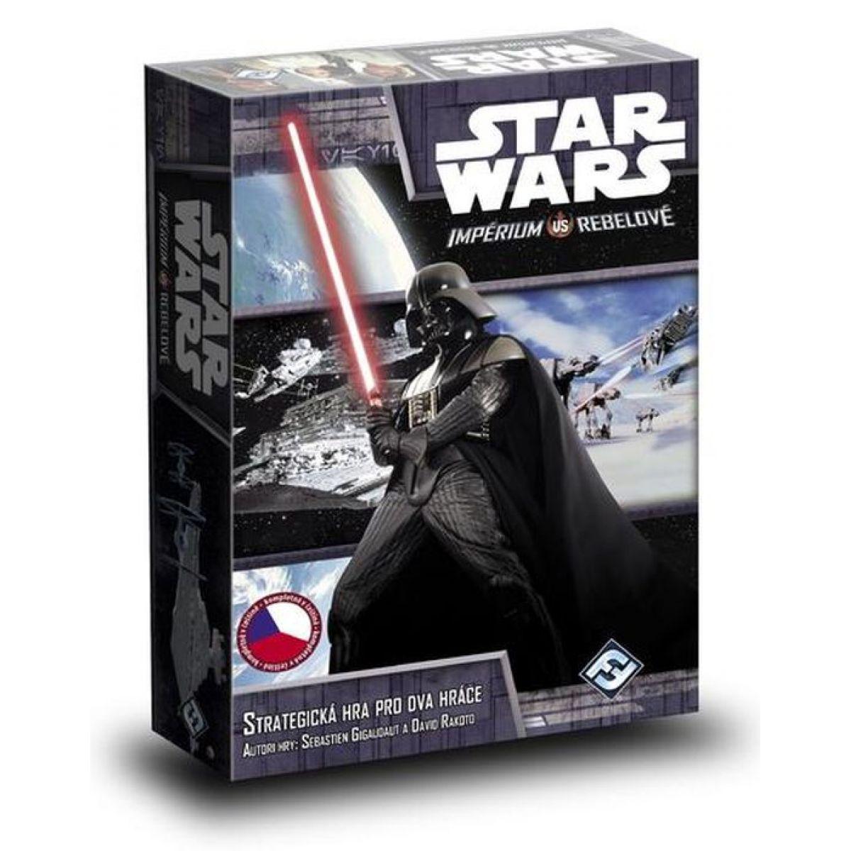 ADC Blackfire Star Wars Imperium vs. Rebelové