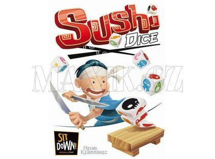 ADC Blackfire Sushi Dice