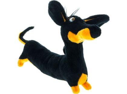 ADC Blackfire Tajný život mazlíčků Plyšová hračka s přívěskem - Buddy