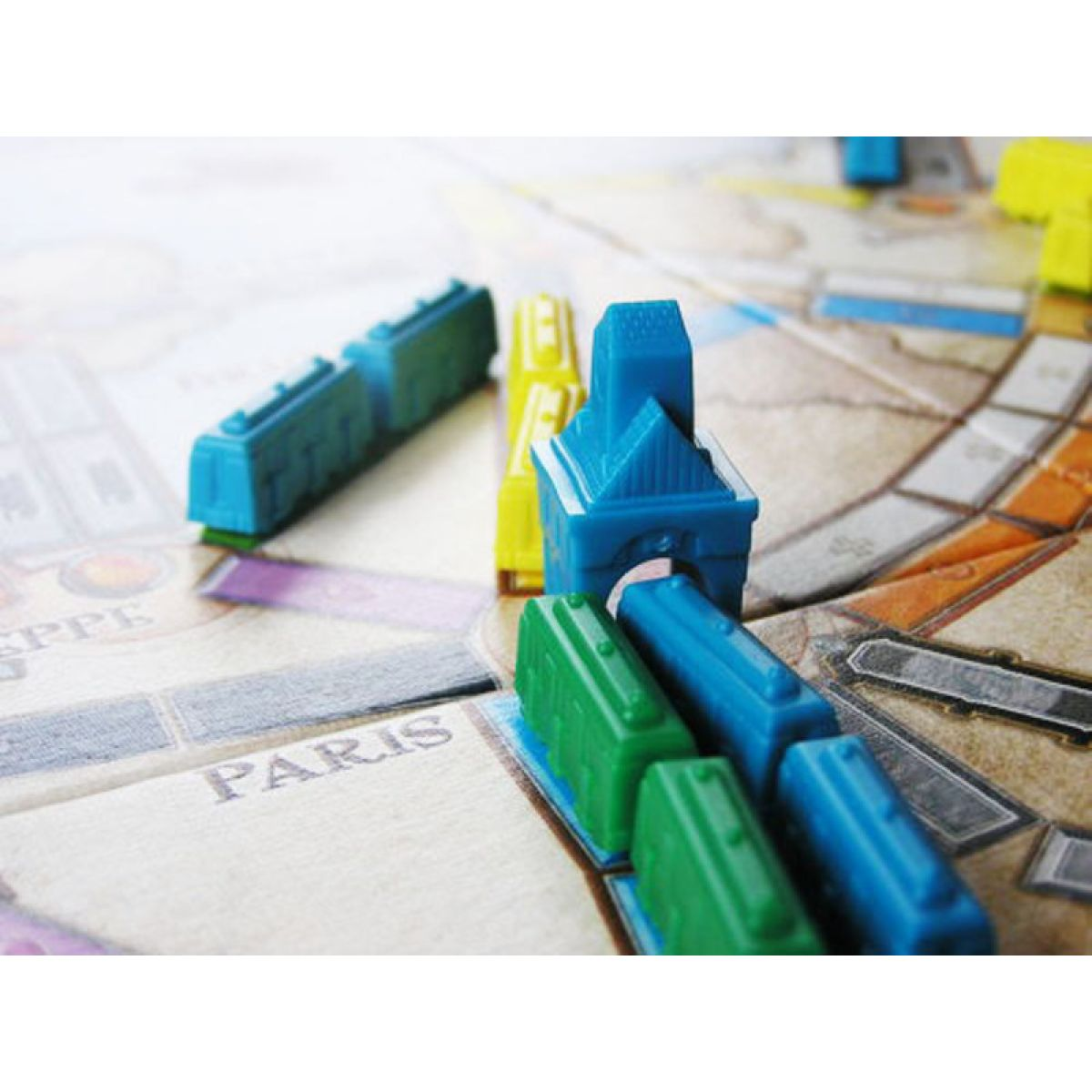 ADC Blackfire Ticket to Ride - Europe #6