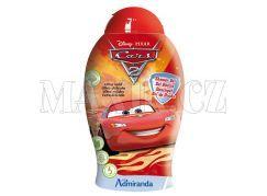 Admiranda Cars Dětský sprchový gel 250ml