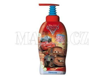 Admiranda Cars Dětský sprchový gel a pěna do koupele 1L