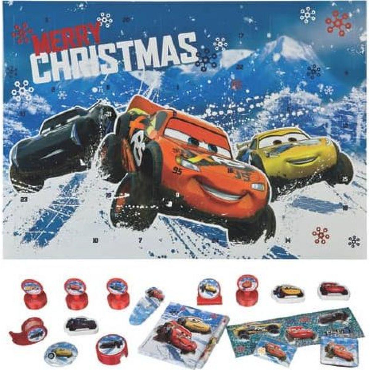 Adventní kalendář Cars