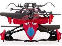 Air Hogs autohelikoptéra Switchblade červená